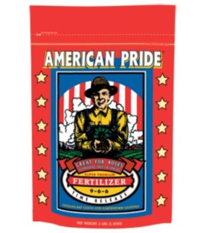 FoxFarm American Pride Fertilizer 4 lbs