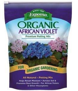 Espoma African Violet Potting Mix 4 qt