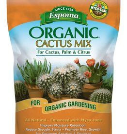 Espoma Espoma Cactus Palm & Citrus Soil Mix 4 qt