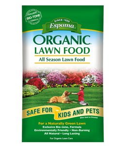Espoma All Season Lawn Food 28 lb