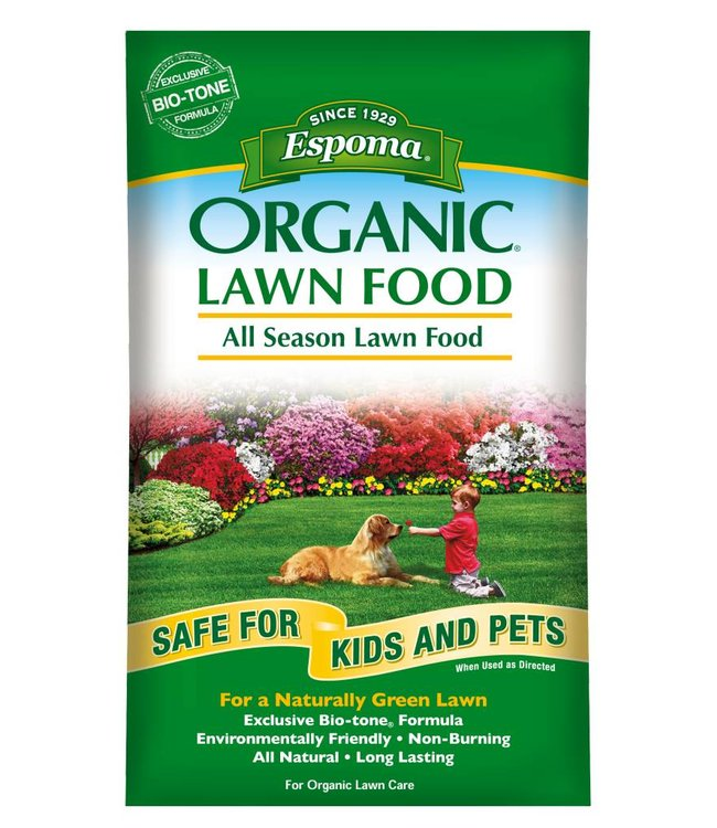 Espoma All Season Lawn Food 28 lb