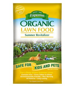 Espoma Lawn Food - Summer Revitalizer 30 lb