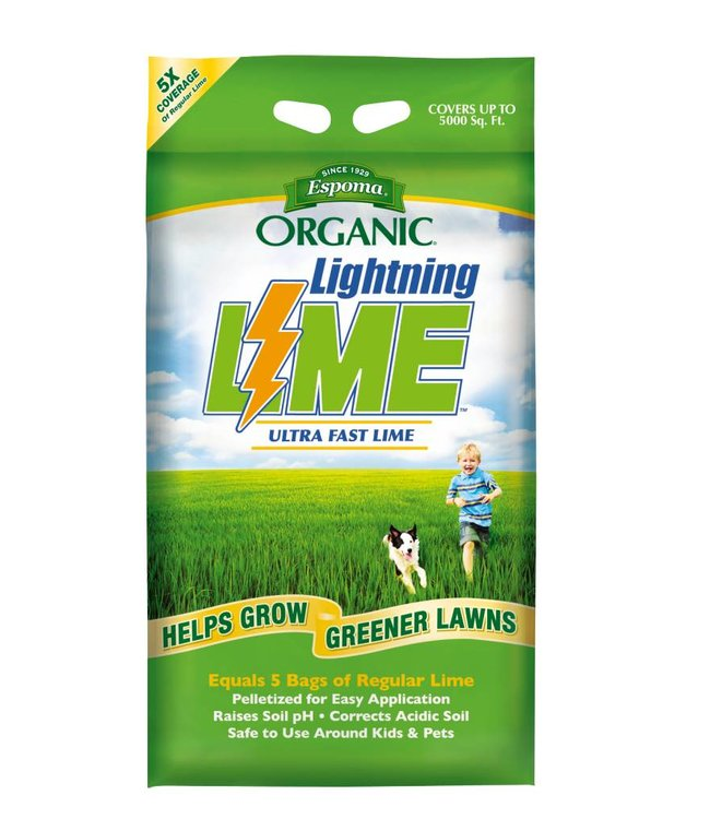 Espoma Lightning Lime 30 lbs