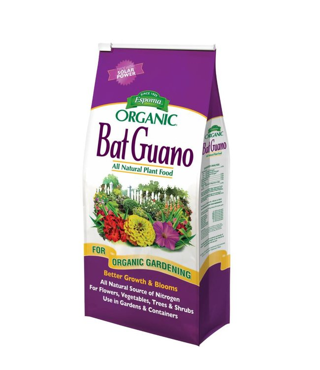 Espoma Bat Guano 1.25 lbs