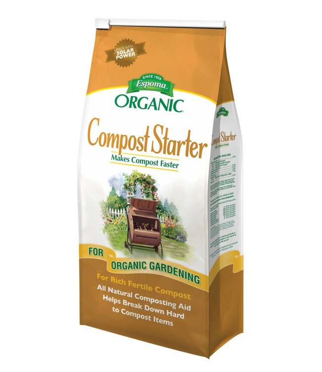 Espoma Compost Starter 4 lbs