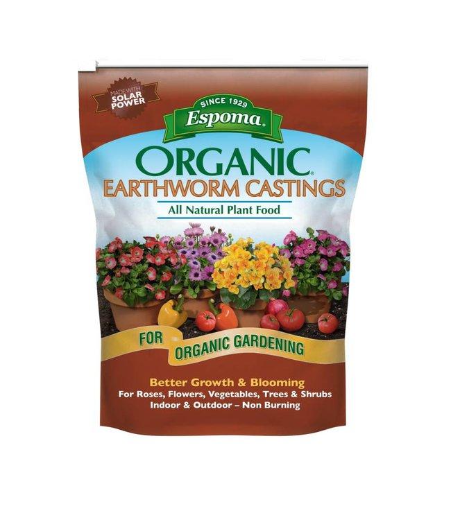 Espoma Earthworm Castings 4 qt