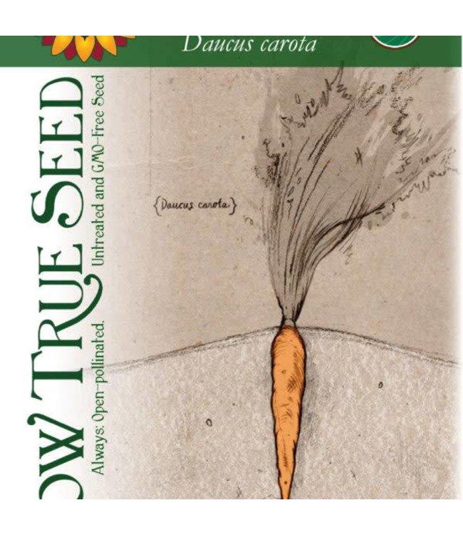 Sow True Seed Carrot - Danvers 126