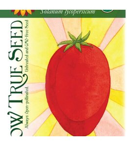Sow True Seed Tomato - Amish Paste Organic