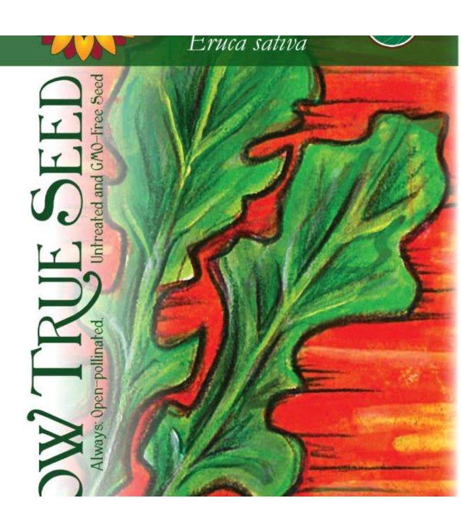 Sow True Seed Arugula Organic