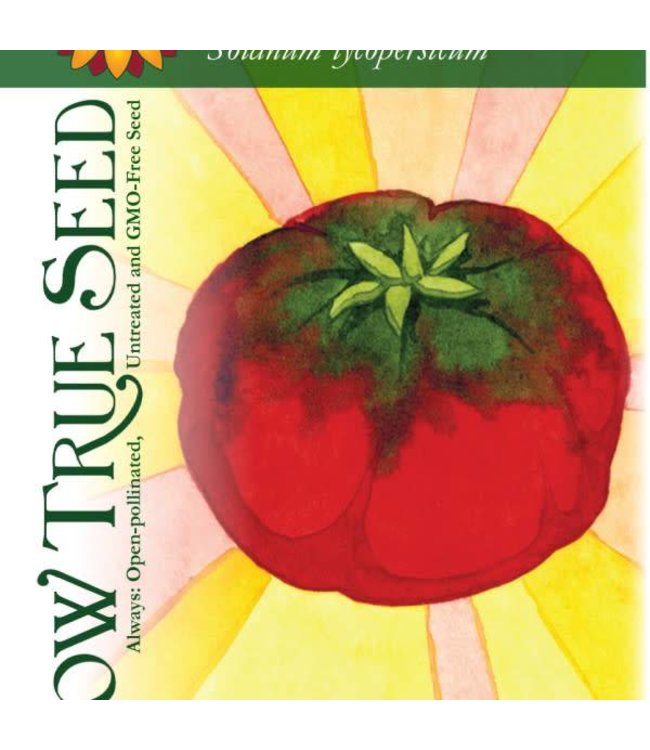 Sow True Seed Tomato - Black from Tula