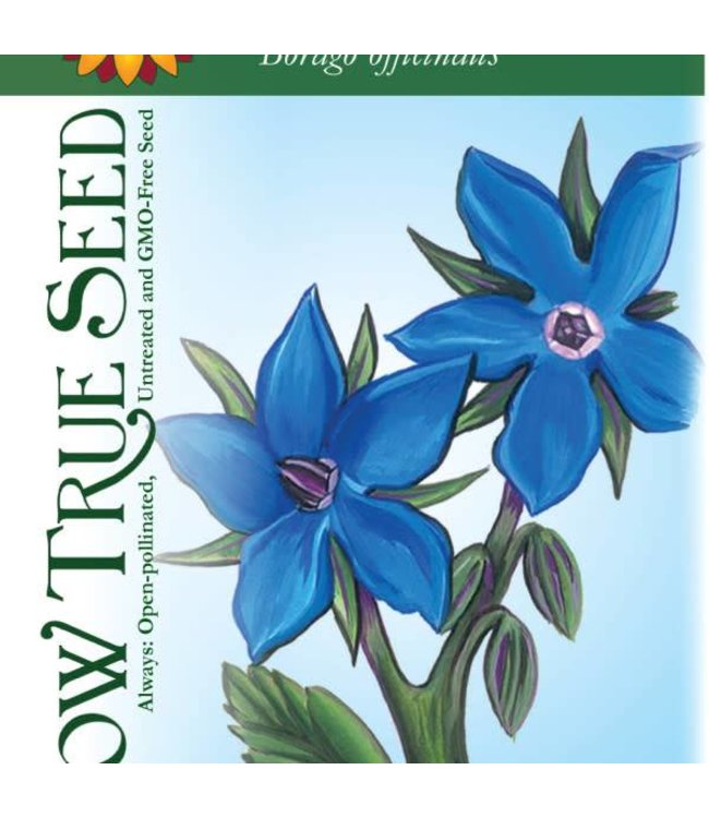 Sow True Seed Borage