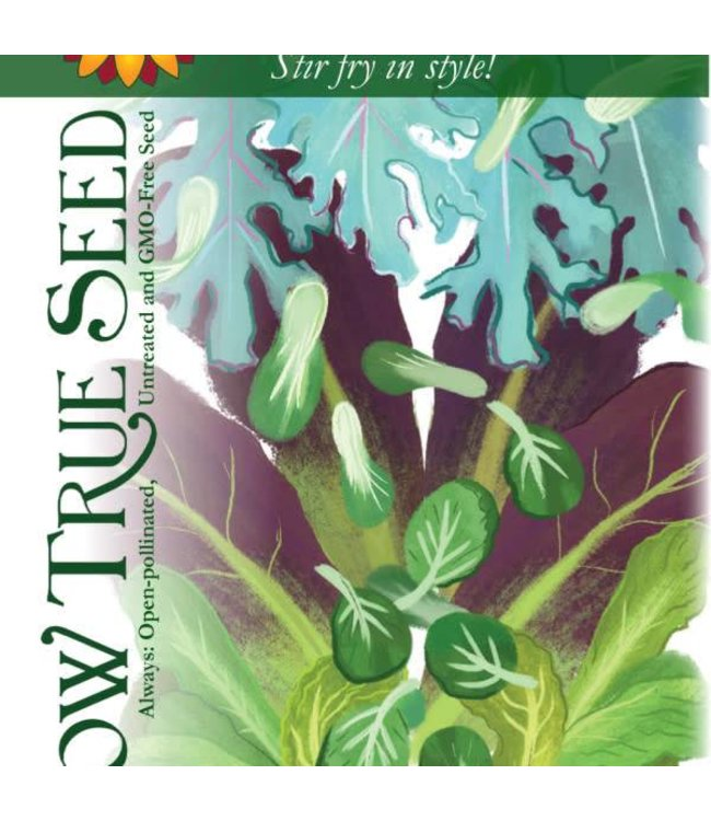 Sow True Seed Mixed Greens - Braising Mix