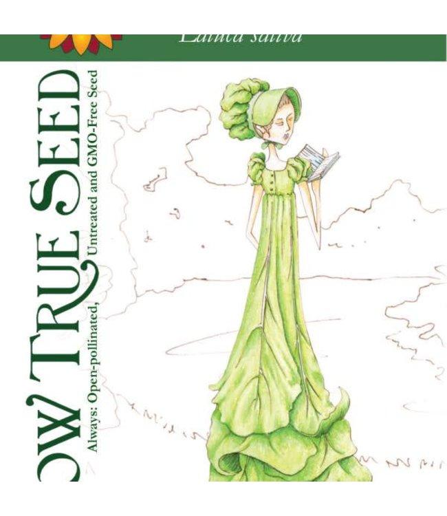 Sow True Seed Lettuce - Buttercrunch Organic