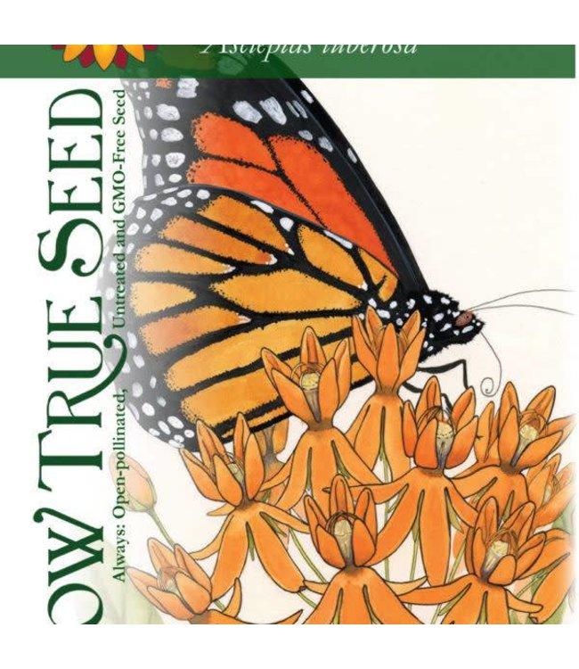 Sow True Seed Milkweed - Butterfly