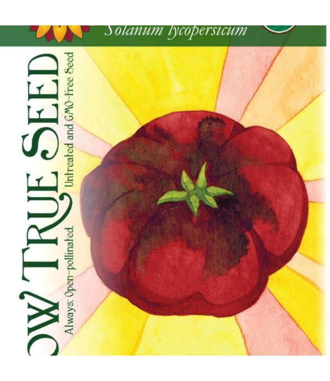 Sow True Seed Tomato - Cherokee Purple