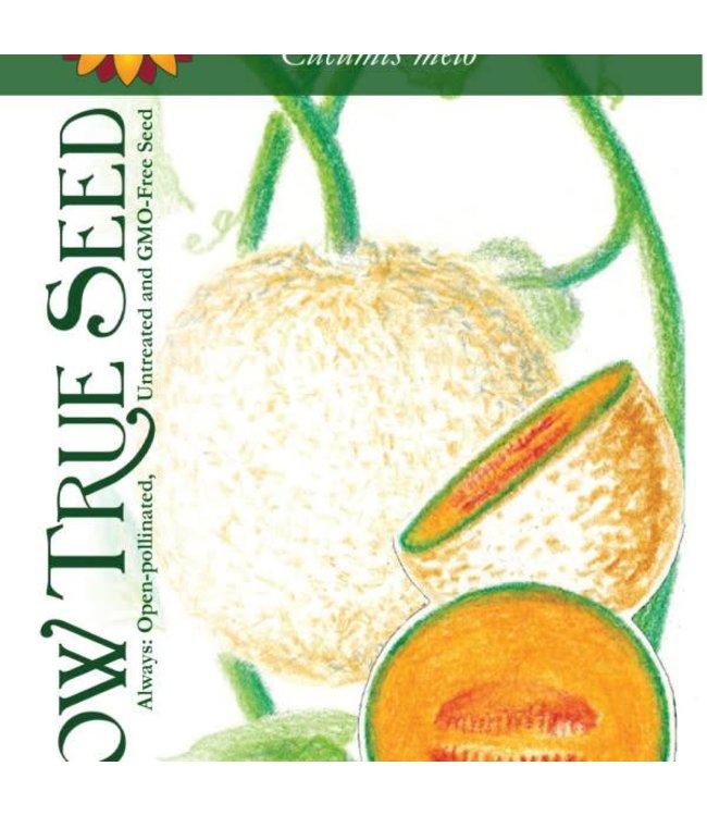 Sow True Seed Melon - Edisto 47
