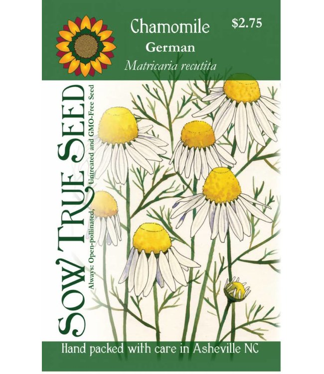Sow True Seed Chamomile - German