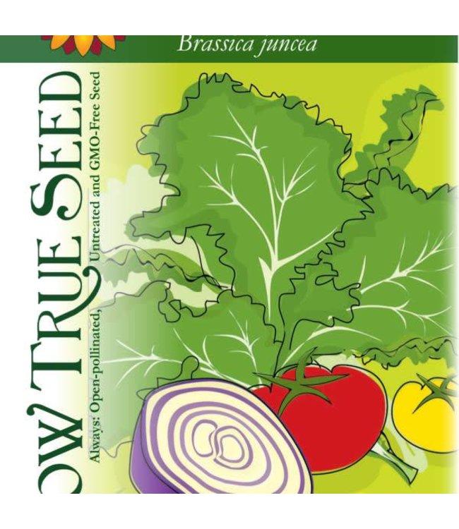 Sow True Seed Mustard Greens - Greenwave