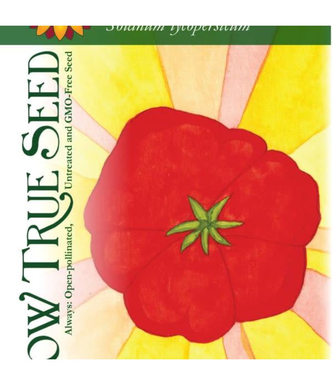 Sow True Seed Tomato - Mortgage Lifter