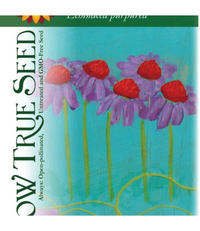 Sow True Seed Echinacea - Purple Coneflower
