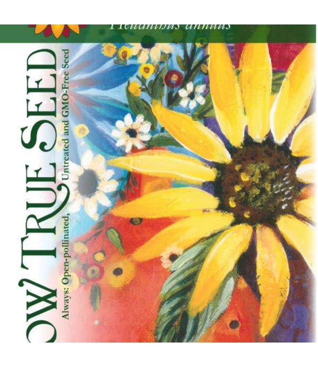 Sow True Seed Sunflower - Sunspot Dwarf