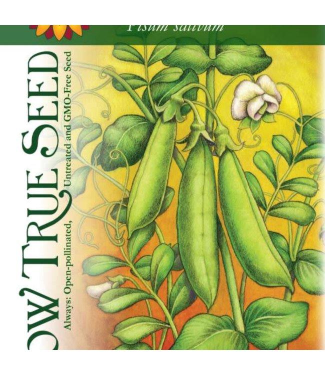 Sow True Seed Snap Pea - Sugar Snap
