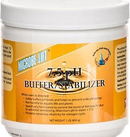Ecological Labs Microbe-Lift 7.5 pH Buffer/Stabilizer 1 lb