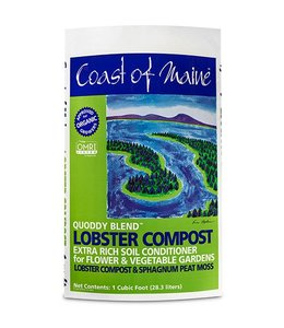 Quoddy Lobster Compost 1 cuft