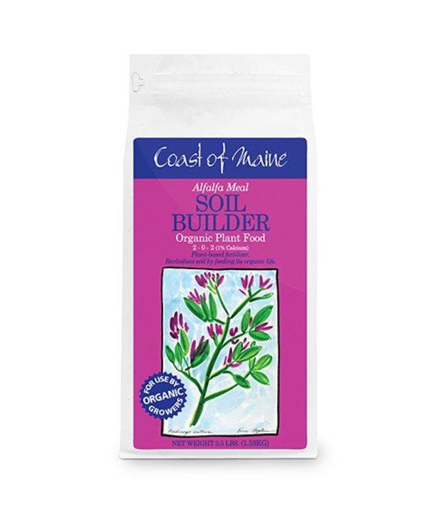 Alfalfa Meal Organic Plant Food (2-0-2) 3.5 lbs