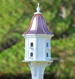 "Birdhouse Copper Roof 14"" (8 Perches)"