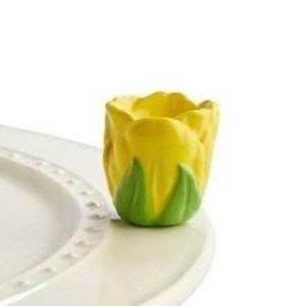 Nora Fleming Topper Tulip (tiptoe thru'em)