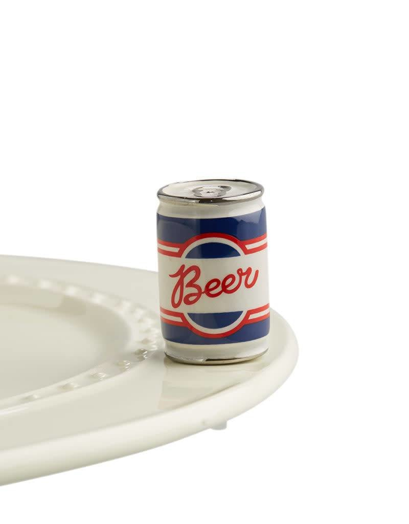 Nora Fleming Topper Beer Can