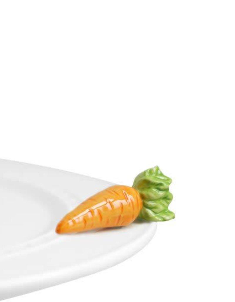 Nora Fleming Topper Carrot