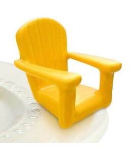 Topper Beach Chair Yellow