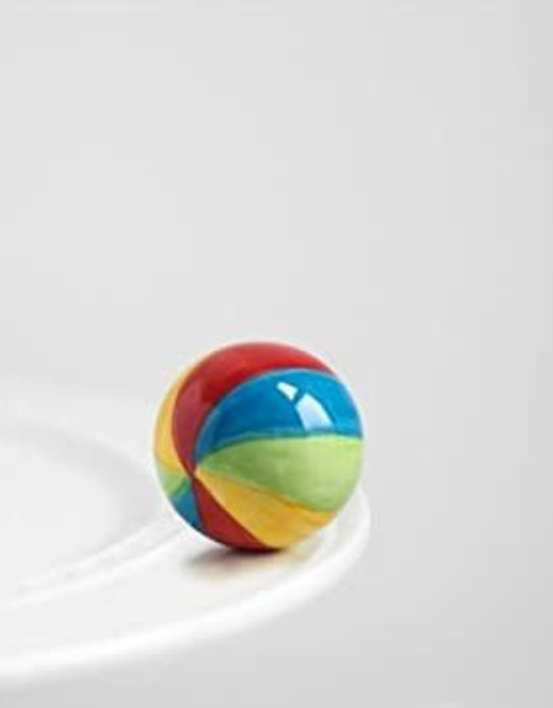 Nora Fleming Topper Have a Ball (beach ball)