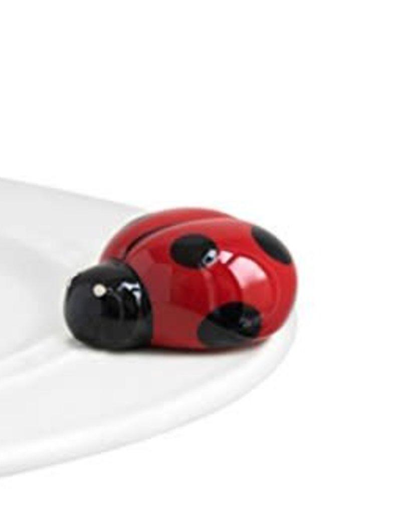 Nora Fleming Topper Lil Ladybug