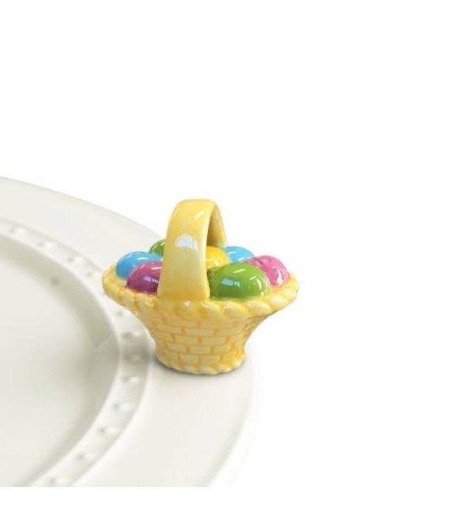 Topper Easter Basket (a tisket, a tasket)