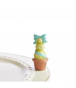 Topper Topiary Blue