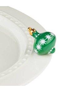 Topper Green Ornament