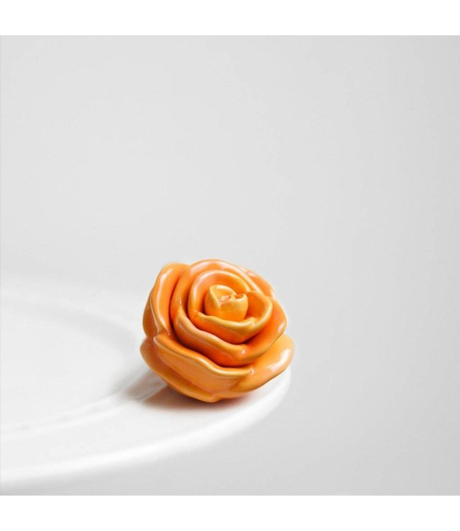 Topper Orange Flower
