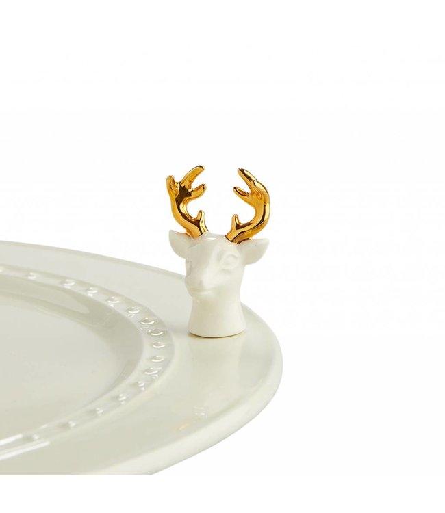 Topper Oh Deer (stags head)