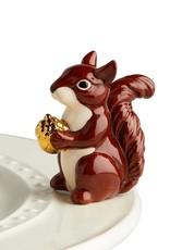 Nora Fleming Topper Mr. Squirrel