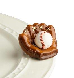 Nora Fleming Topper Baseball Mitt