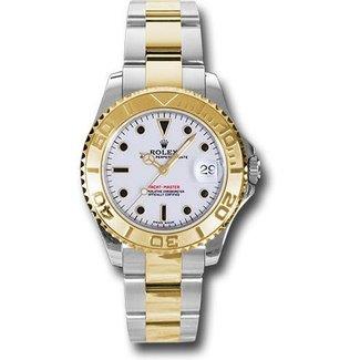 Rolex ROLEX YACHT MASTER 35MM (2003 B+P) #168623