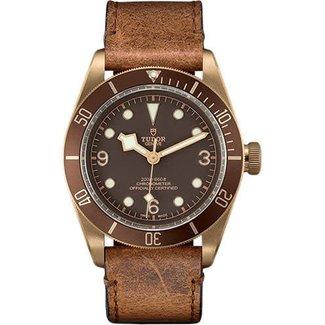 Tudor Tudor Watches (2017 B+P) 79250BM-aged-leather Black Bay Bronze