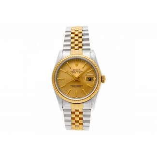 Rolex ROLEX DATEJUST 36MM (1988) #166233