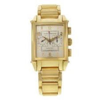 Other Brands GITARD PERREGAUX Vintage 1945 Chronograph Rose Gold Automatic