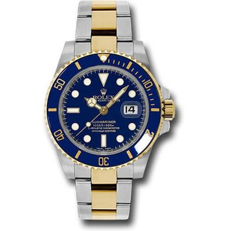 Rolex ROLEX SUBMARINER 40MM (2018 B+P) #11613LB