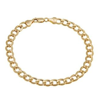 14K YELLOW GOLD BRACELET (27G)