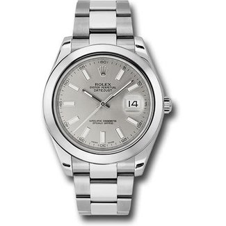 Rolex ROLEX DATEJUST II (2010 B+P) #116300